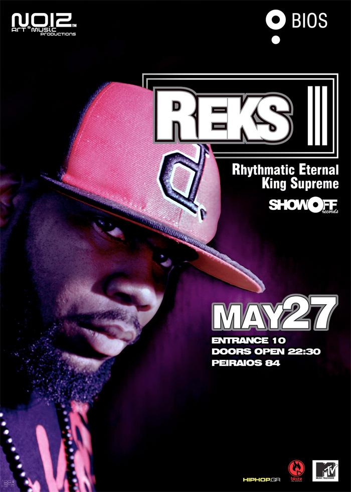 reks rhythmatic eternal king supreme