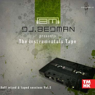 Dj Bedman (TOMAHOK) - Ruff mixed Instrumental Tape