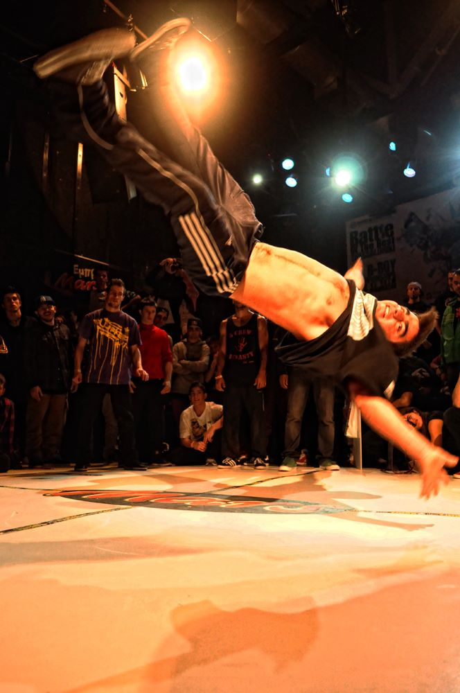Battle of The Best Thessaloniki 2011 Report